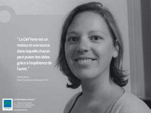 Témoignage Le Brévédent lauréat Clef Verte