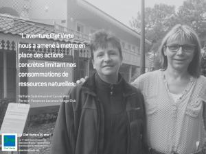 Témoignage PV Lacanau lauréat Clef Verte